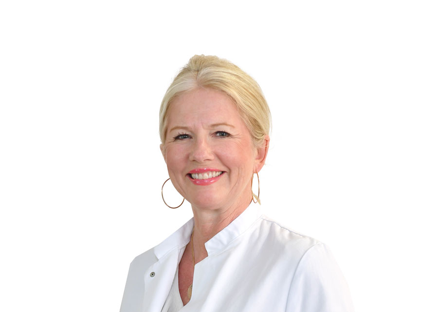 Dr. Antje Tyll, Oberärztin der Senologie am Luisenkrankenhaus Düsseldorf